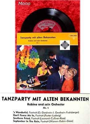 EP Rubino: Tanzparty mit alten Bekannten Nr. 1