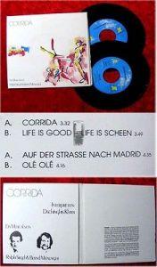 2 Singles im Album Corrida - Musical von Ralph Siegel