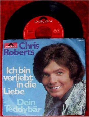 Single Chris Roberts Ich bin verliebt in die Liebe