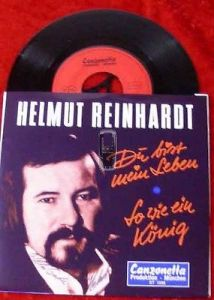 Single Helmut Reinhardt: Du bist mein Leben