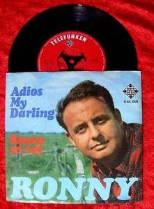 Single Ronny Adios my Darling
