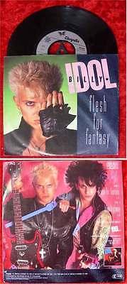 Single Billy Idol: Flesh for Fantasy