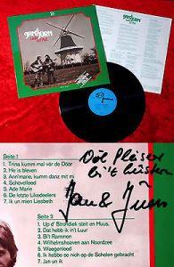 LP Jan & Jürn: Lieder auf Platt (Stockfisch SF 5017) D 1978 Signiert