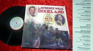 LP Lawrence Welk & Pete Fountain: Plays Dixieland