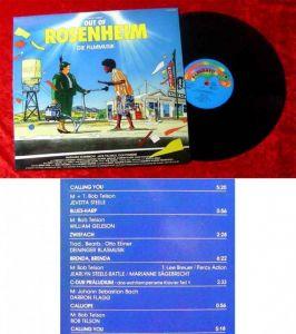 LP Out of Rosenheim Soundtrack Marianne Sägebrecht Jack