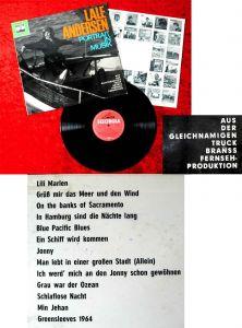 LP Lale Andersen: Portrait in Musik (ARD TV Show Truck Branss) Electrola E 83505
