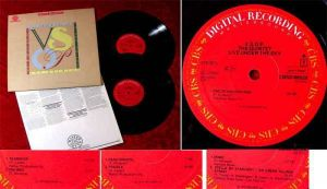 2LP V.S.O.P. - The Quintet: Live Under The Sky (CBS Audiophile 88 529) NL 1979