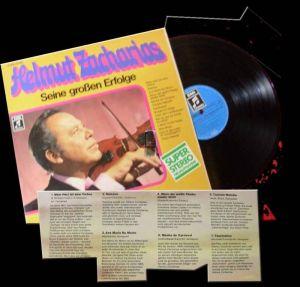 LP Helmut Zacharias: Seine grossen Erfolge