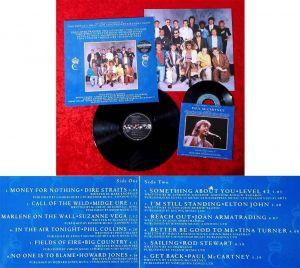 LP Prince´s Trust 10th Anniversary Birthday Party w/ Paul McCartney Tina Turner
