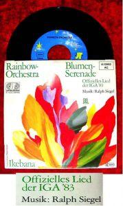 Single Rainbow Orchestra: Blumen-Serenade Ralph Siegel