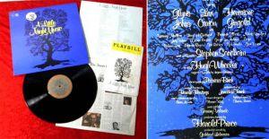 LP A Little Night Music / Stephen Sondheim (Columbia KS 32265) US 1973 w/Booklet