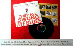 LP Glen Gray & Casa Loma Orchestra: They all Swung the Blues (Capitol ST 1739)