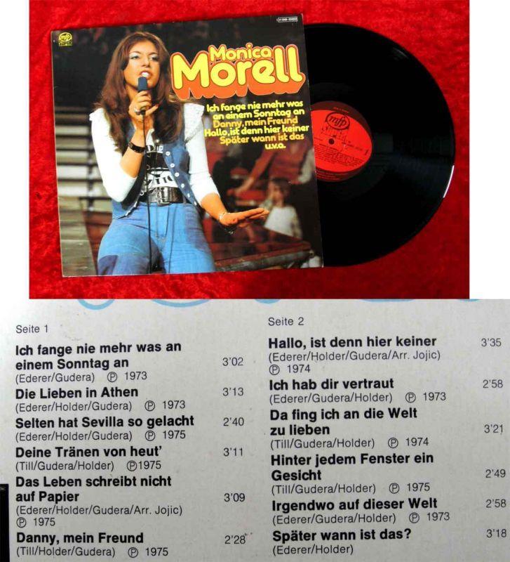 LP Monica Morell (MfP 1M 048-33 853) D 1975
