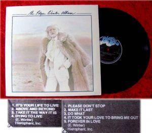 LP Edgar Winter Album