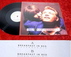 Maxi UB 40 w/ Chrissie Hynde: Breakfast in Bed