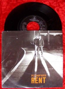 Single Pet Shop Boys Rent 1987