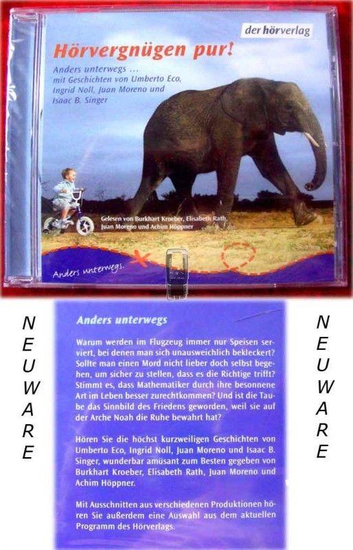 CD Anders unterwegs Geschichten von Eco Noll Singer