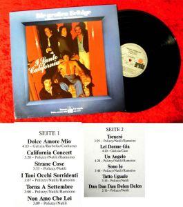 LP I Santo California: Die großen Erfolge (Ariola 27 929 OT) D