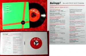 Single Chris Howland: Boiingg! Johannes Rediske Quintett Wild Bill Davison u.a.