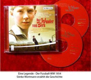 2CD Das Wunder von Bern erzählt von Armin Rohde mit den