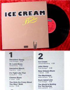 LP Chris Barber: Ice Cream