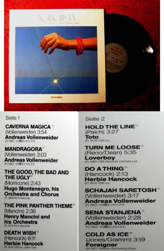 LP Stereoplay Highlights 13  - Halfspeed Recording - Original Master Sound D 83