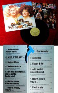 LP Mary & Gordy: Frau´n Frau´n Frau´n (aus der ARD-TV-Show) (EMI 1C 066-2404171)