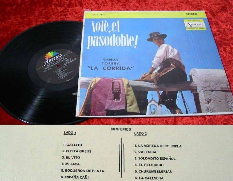 LP La Corrida: Iol?, El Pasodoble!