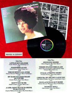 LP Wanda Jackson: Cream of the Crop (Capitol SMK 74 558) D