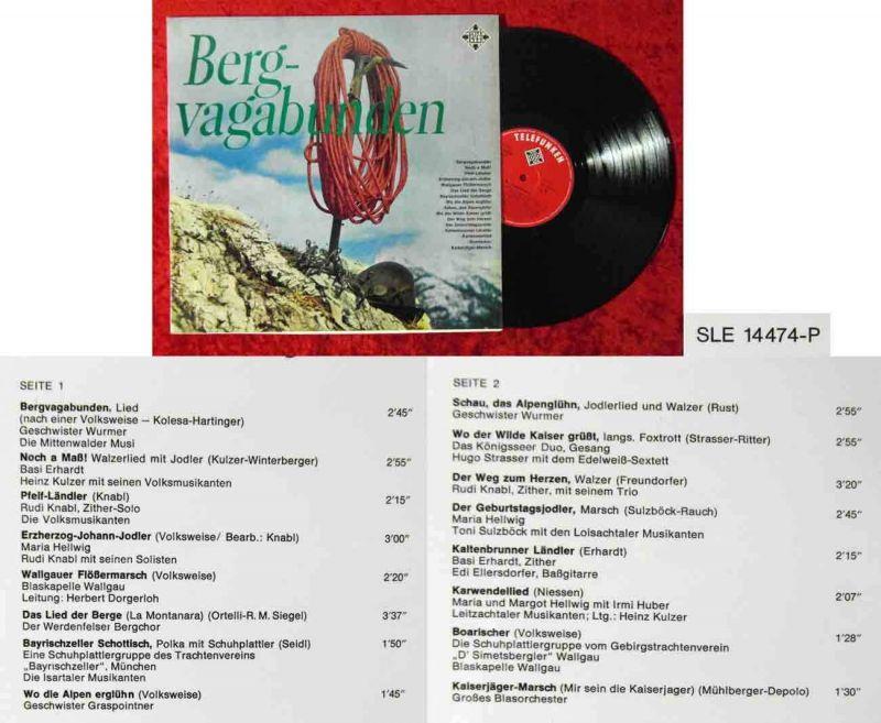 LP Bergvagabunden (Telefunken SLE 14 474 P)