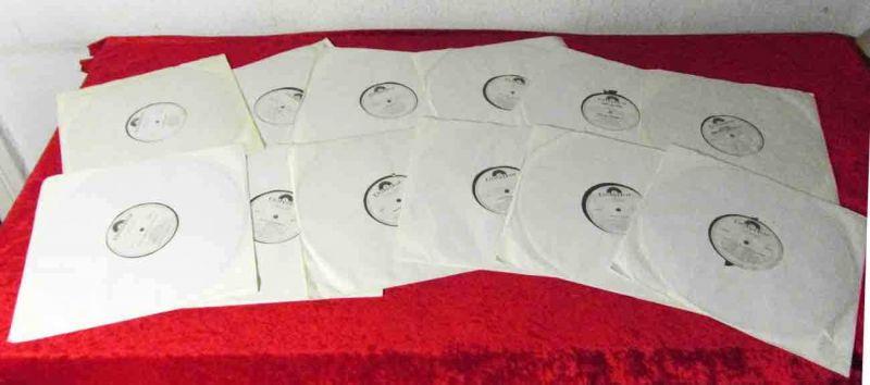 12 Langspielplatten JAMES LAST - Vinylsammlung Promos - 1968 - 1970