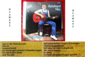 LP Reinhard Mey Die Zwölfte Neuware