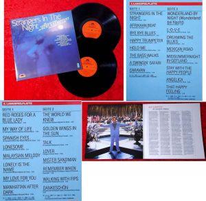 2LP Bert Kaempfert: Strangers in the Night (Polydor 63 564 9) Club Edition 1989