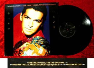 Maxi Thomas Anders: The Sweet Hello, The Sad Goodbye (East West 9031-74247-0 AE)