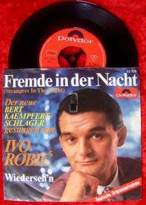 Single Ivo Robic Fremde in der Nacht deutsche Version S