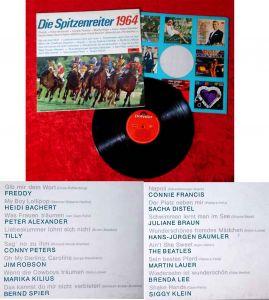 LP Spitzenreiter 1964 (Polydor HiFi 47 016) incl. Beatles