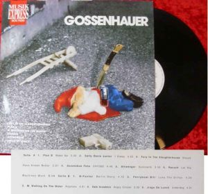 LP Gossenhauer - Fury in the Slaughterhouse Plan B u.a.