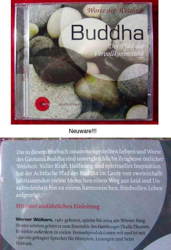 CD Worte der Weisheit - Buddha - pfad der Vervollkommnung (Neuware)