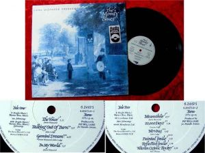 LP Moody Blues Long Distance Voyager
