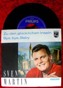 Single Sven Martin Zu den glücklichen Inseln Bye Bye Ba