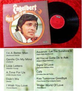 LP Engelbert Winter World of Love