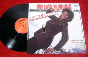 Maxi Gloria Gaynor: My Love Is Music