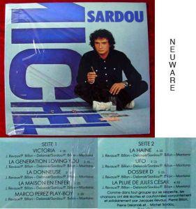 LP Michel Sardou (Ariola 203 286-320) Neuware