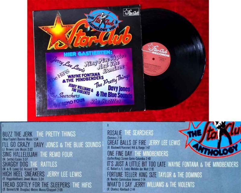 LP The Star Club Anthology Vol. 3 (Star Club 6499 481) D