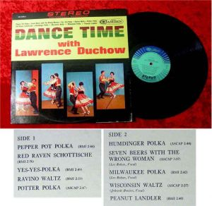 LP Lawrence Duchow: Dance Time with...