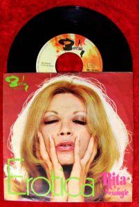 Single Rita Sexologie / Erotica (Barclay MB 28 003) D 1969