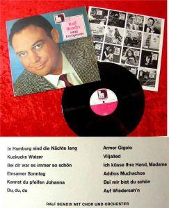 LP Ralf Bendix singt Evergreens