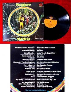 LP Increasing Hot Patters: Reggae - 28 Hits (Somerset 713) D