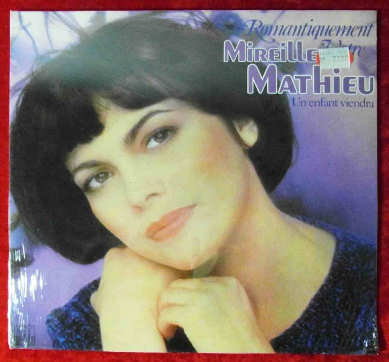LP Mireille Mathieu: Romantiquement Votre (Ariola 200 914-385) D  OVP!!