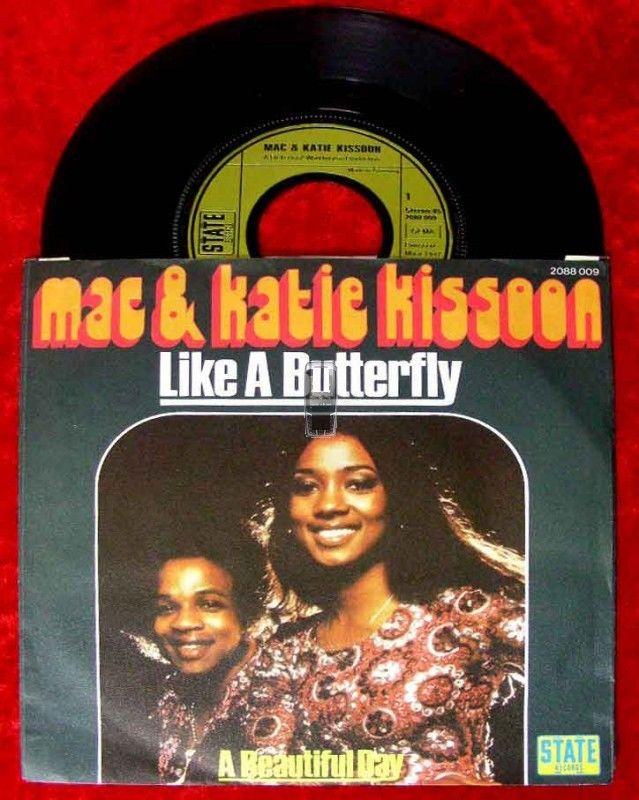 Single Mac and Katie Kissoon Like a Butterfly